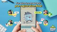 趣味绘画猜谜手游KOONGYA Draw Party即将推出