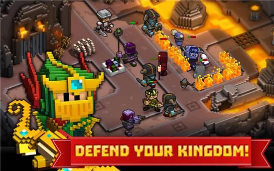 方块王国保卫战下载