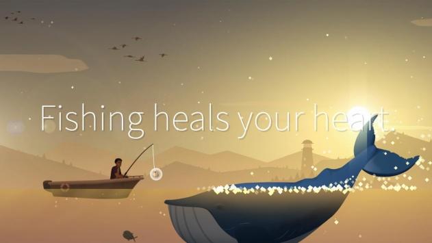 钓鱼和生活游戏下载