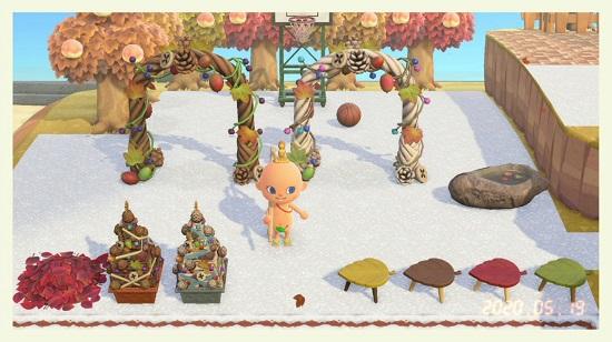 集合啦动物森友会中枫叶活动都有哪些