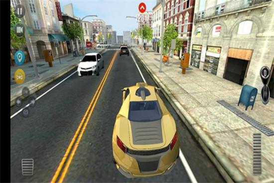 模拟疯狂出租车下载