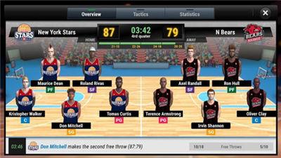 我的篮球队伍手机版