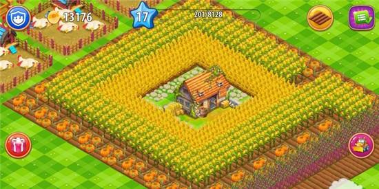 农场动物游戏