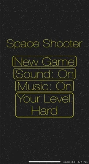 Spacer Shooter