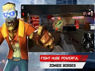 Scary Zombies Takedown 3D游戏