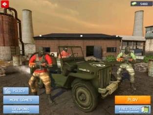 使命召唤现代战争游戏