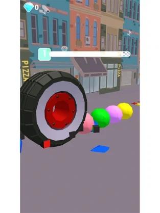 车轮压一压3D下载