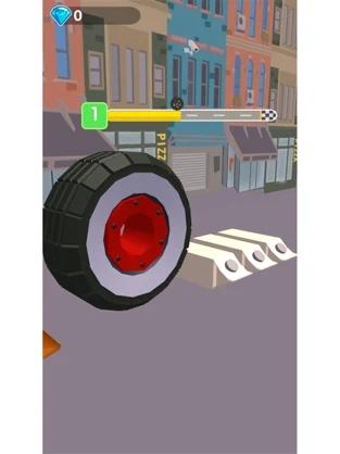 车轮压一压3D