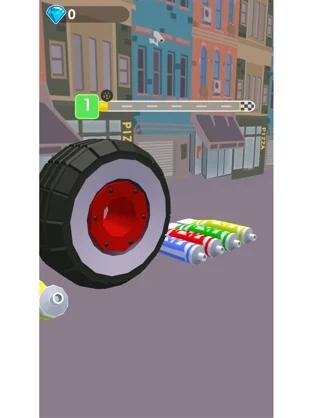 车轮压一压3D减压游戏下载