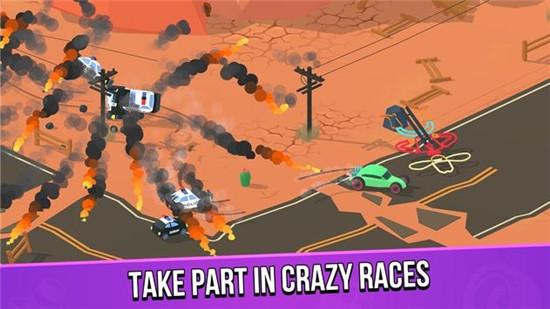 撞击赛车手游下载
