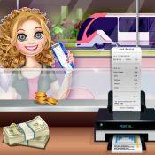 地铁列车收银员模拟器