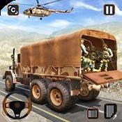 军队卡车运输模拟器2021