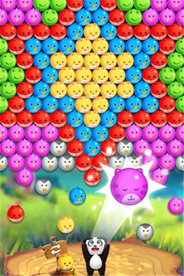 宠物泡泡龙游戏下载