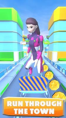 未来城市赛跑者游戏下载