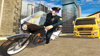 至尊交警自行车下载安装