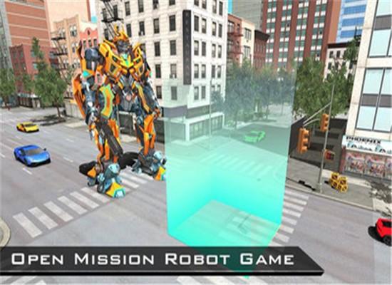 改造机器人鲨鱼游戏下载