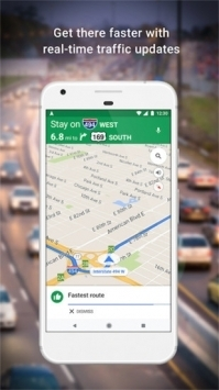谷歌地图高清卫星地图安卓版下载