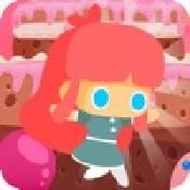 糖果赛跑小游戏