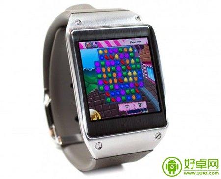 三星智能手表GALAXY Gear可以安装Android程序