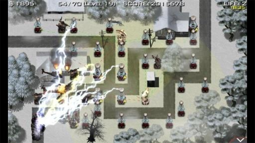 全球防御: 僵尸世界大战 修改版截图2