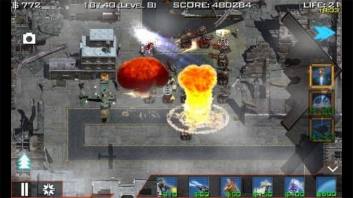 全球防御: 僵尸世界大战 修改版截图3
