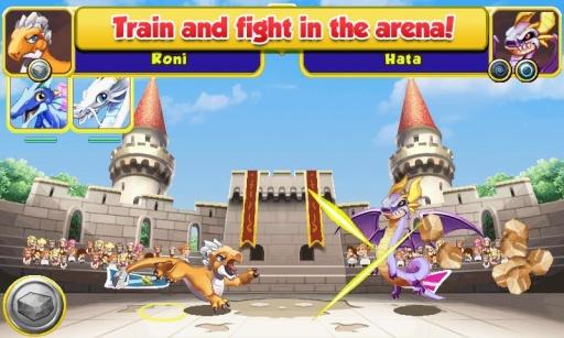 疯狂的龙 修改版 Dragon Mania截图4