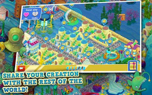 梦幻水都 修改版 Aqua City截图5