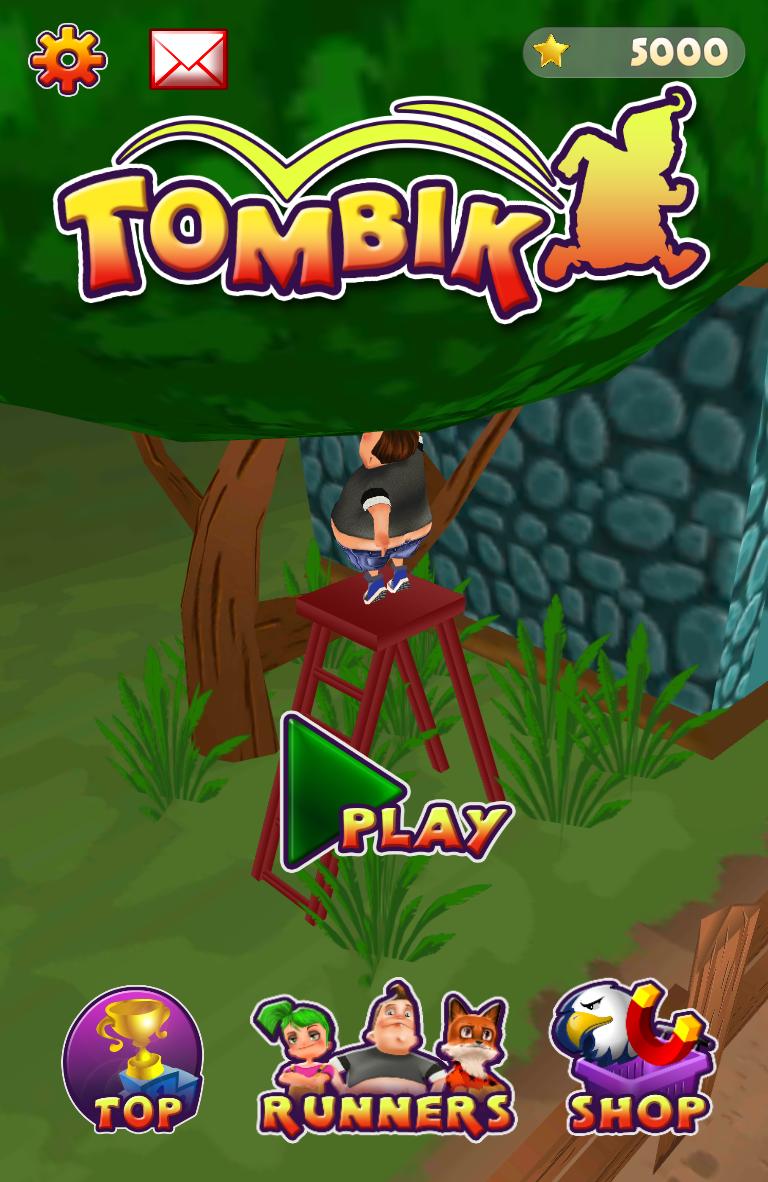汤比和朋友们 修改版 Tombik & Friends截图1