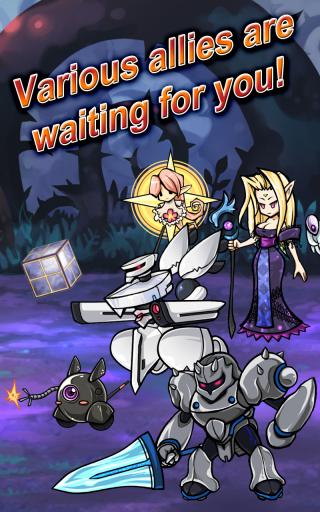 女神防御 修改版截图3