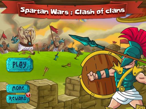 斯巴达战争:氏族之战 修改版 Spartan截图5