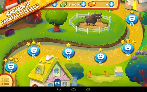 农场英雄传奇 修改版 Farm Heroes Saga截图3