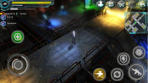 异形地带 修改版 Alien Zone截图3
