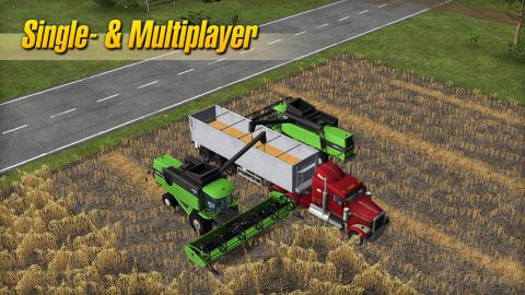 模拟农场14 修改版截图3