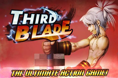 三剑舞 修改版 Third Blade截图1