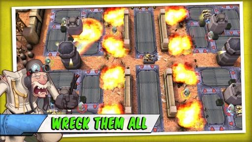 坦克大战 修改版截图4