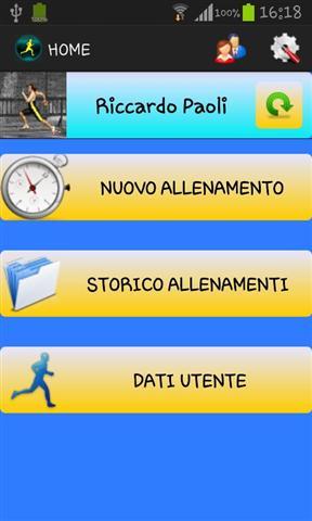 跑步训练记录器截图1