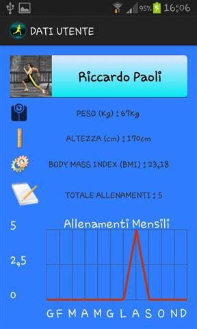 跑步训练记录器截图3