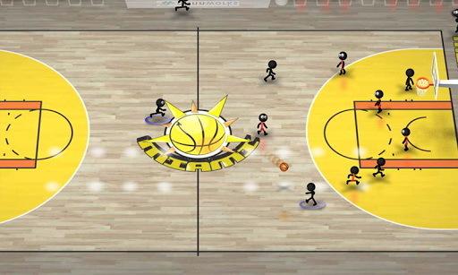 火柴人篮球全解锁版截图3
