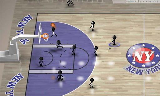 火柴人篮球全解锁版截图2