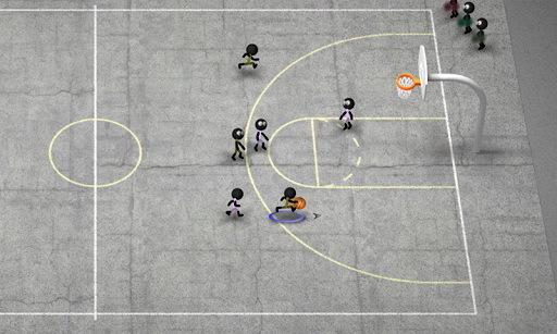 火柴人篮球全解锁版截图4