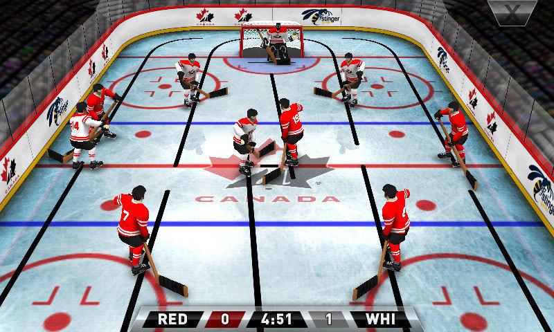 加拿大曲棍球截图3