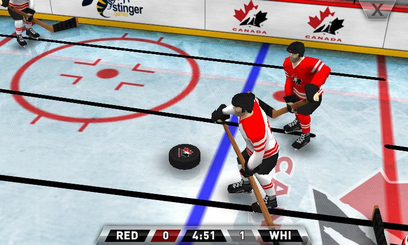 加拿大曲棍球截图2