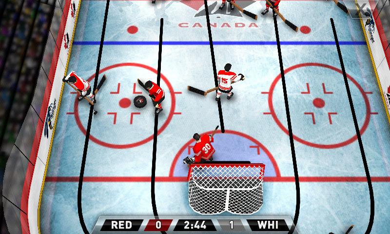 加拿大曲棍球截图1