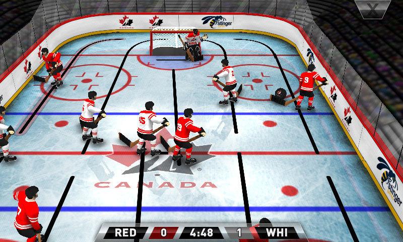 加拿大曲棍球截图4